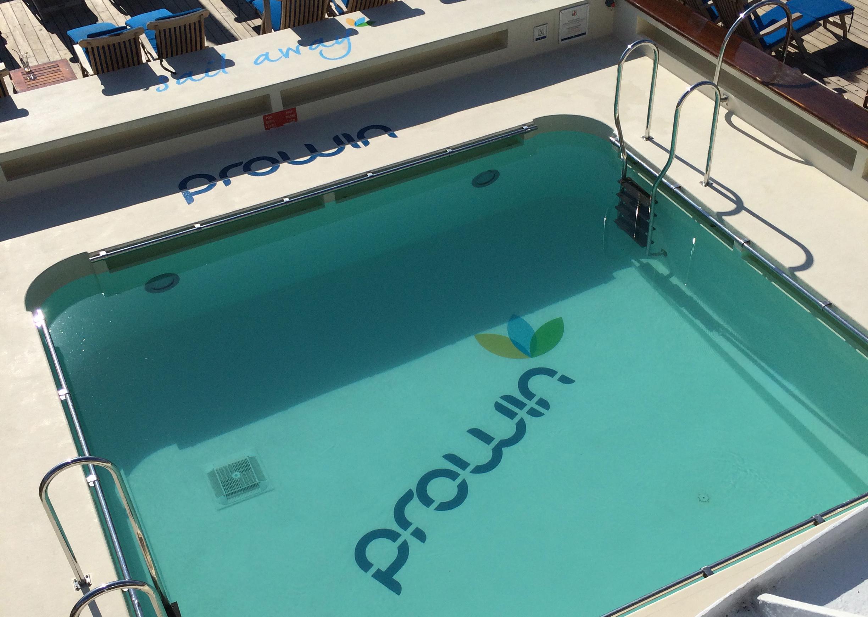 Pool Branding